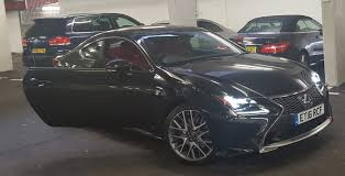 lexus is300h asc rc300h f sport 24h test drive lexus rc owners club rc 200t