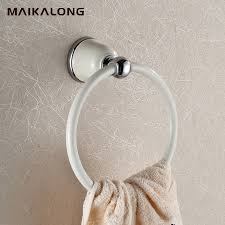 White Bathroom Accessories Ceramic by Online Get Cheap White Ceramic Bath Accessories Aliexpress Com