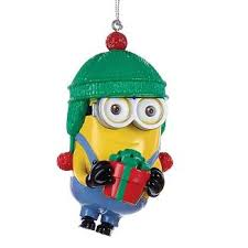 Christmas Ornament Storage Boxes Target by Minions Christmas Ornaments U0026 Tree Decorations Target