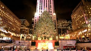 Rockefeller Tree 2016 Rockefeller Tree Lighting A New York Tradition