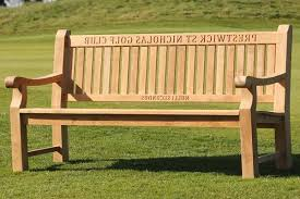 Teak Memorial Benches Benefits Of Choosing A Teak Wooden Benches Over Other Wood Types