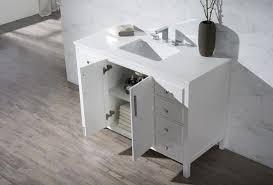 59 Double Sink Bathroom Vanity by Emily 49 Inch Single Sink Or 59 Inch Double Sink Bathroom Vanity