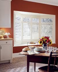 heritance hingedpanel diningroom 3 peninsula window coverings