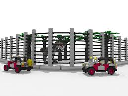 lego jurassic park jeep instructions the world u0027s best photos of cad and mlcad flickr hive mind