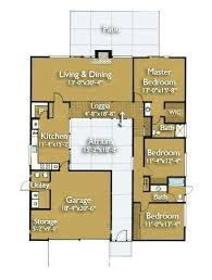 house plans and more atrium house plans hyperworks co