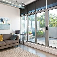 alternatives to verticals for covering doors and windows