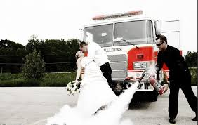 firefighter wedding 7 best images of firefighter themed wedding firefighter wedding