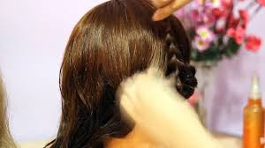 hairstyles for girls for 4 cute and easy hairstyles for wet
