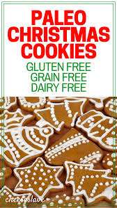 paleo christmas cookies cheeseslave