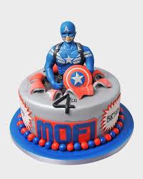 captain america cakes captain america cake sp2079 panari cakes