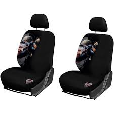 Car Seat Covers Melbourne Cheap Superman Seat Covers Black Adjustable Headrests Size 30 Front
