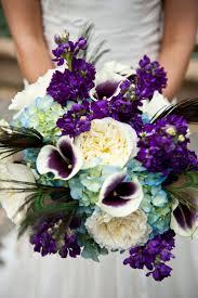 wedding flowers purple best 25 peacock wedding flowers ideas on peacock