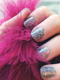 how to make your own glitter nail polish love maegan