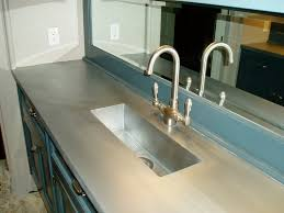 zinc sinks brooks custom