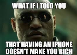 I Phone Meme - apple