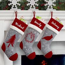 best 25 personalized christmas stockings ideas on pinterest