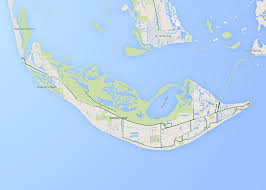 Sanibel Island Map Biking On Sanibel Island Island Inn Sanibel