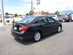 toyota corolla s 2009 for sale toyota corolla sedan 2 door in utah for sale used cars on