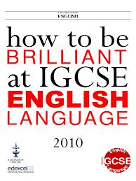 edexcel igcse english language revision booklet sentence