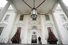 White House Christmas Decorations On Tv by Medical Mystery Who U0027s Snoring In The White House