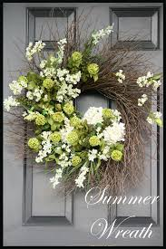 summer wreath summer wreath tutorial stonegable