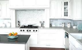 subway tile backsplash for kitchen white marble subway tile com marble tile backsplash kitchen marble