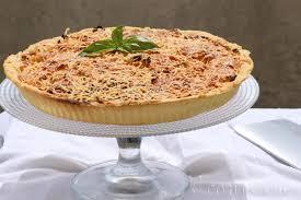 oignon blanc cuisine tarte à l oignon blanc et lait d amandes c comme chef