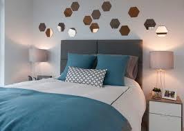 chambre gris et bleu chambre grise déco et aménagement splendides en 82 idées