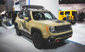 2015 jeep renegade diesel jeep debuts mopar equipped and road renegades
