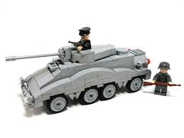 lego army humvee scale wwii lego wehrmacht sdkfz 234 puma a photo on flickriver
