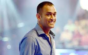 hairstyles new ealand ms dhoni takes some time off for new hairdo