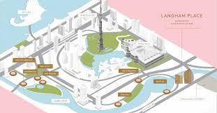 dubai mall floor plan langham place burj khalifa distrcit downtown dubai