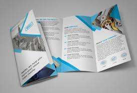 free trifold brochure 100 high quality free flyer and brochure