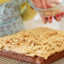 Wedding Cake Recipes Mary Berry Mary Berry U0027s Coffee U0026 Walnut Traybake In Yummy Cakes Recipes At