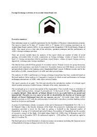 Authorization Letter Check Encashment foreign exchange activities of al arafah islami bank ltd by md