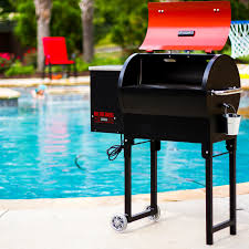 Brinkmann Dual Gas Charcoal Grill by Green Mountain Daniel Boone Pellet Grill Functional At A Bargain