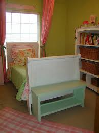 Simple Storage Bench Plans by Ana White A Super Simple Easy Storage Bench Diy Projects