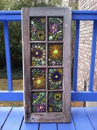 Home Windows Glass Design 190 Best Old Windows Mosaics U0026 More Images On Pinterest Mosaic