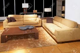 small living room two sofas home design