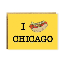 greeting cards chicago foursided