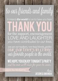 Wedding Thank You Bonfires And Wine Thank You Card For Wedding Reception Free