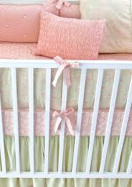 Pali Marina Crib Pink And Green Crib Bedding Prince Furniture