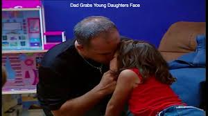 Dad Yelling At Daughter Meme - dad grabs young daughter by the face in argument supernanny