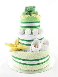 the perfect baby shower baby gift washagami frog nappy cake