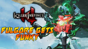 fulgore gets funky shadow color killer instinct online ranked