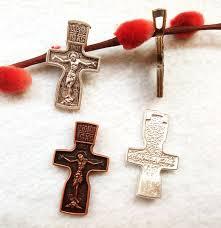 free shipping 2pcs 32 20mm church enamel orthodox blessing