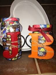 my diy piggy banks birthday gift for twin boys made from