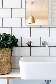 grouting bathtub tile less is more modern bathroom decor grey grout grout and subway