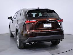 2016 lexus nx interior dimensions used 2016 lexus nx 200t suv for sale in miami fl 85609