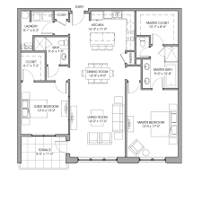 floor plans u0026 renderings 828 at the yard 828 bobcat ave